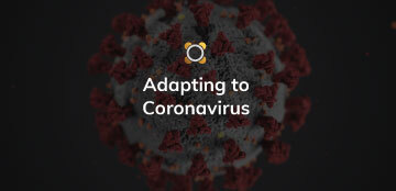 Adapting to Coronavirus