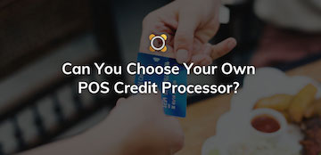 Can You Choose Your Own Credit Processor?