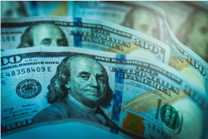one-hundred dollar bills yll