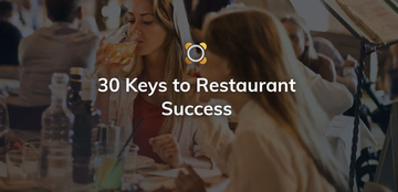30 Keys to Restaurant Success