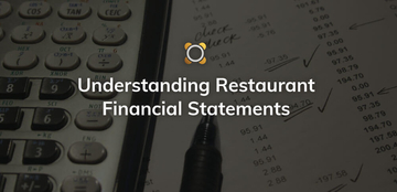 Restaurant financial statements