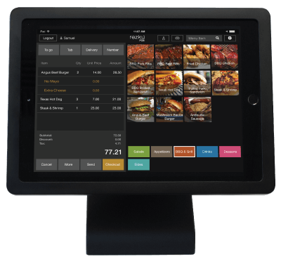 Steakhouse POS System