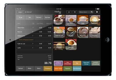 Cafe POS System