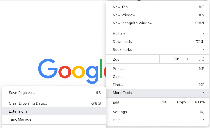 Managing Chrome Extensions