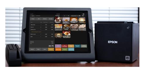 Cafe POS iPad