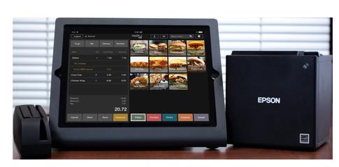 Cafeteria POS iPad
