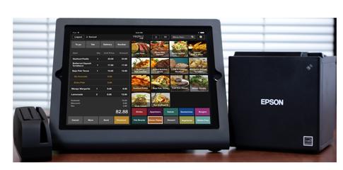 Hospitality POS iPad