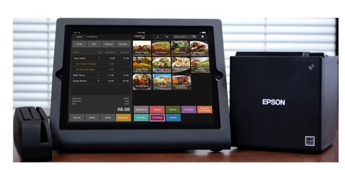 Mexican Taqueria POS iPad