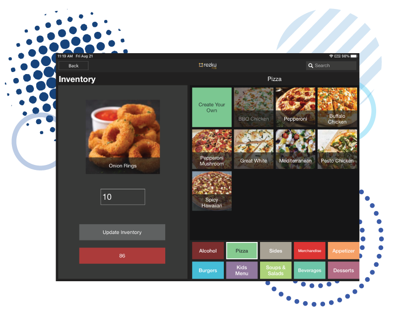 Take control of recipe costs