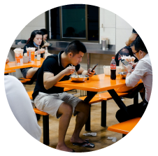 Rezku for Cafeterias