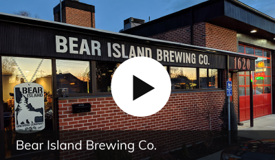 Video testimonial Bear Island Brewery