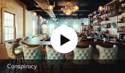 Video testimonial Conspiracy