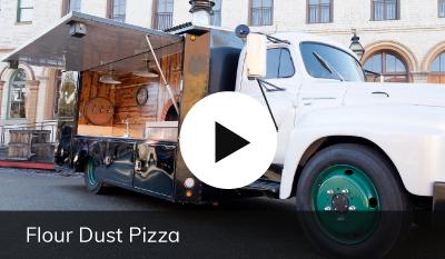 Video testimonial Flour Dust Pizza