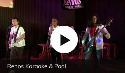 Video testimonial Renos Karaoke and Pool