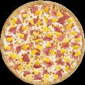 Pizza left side