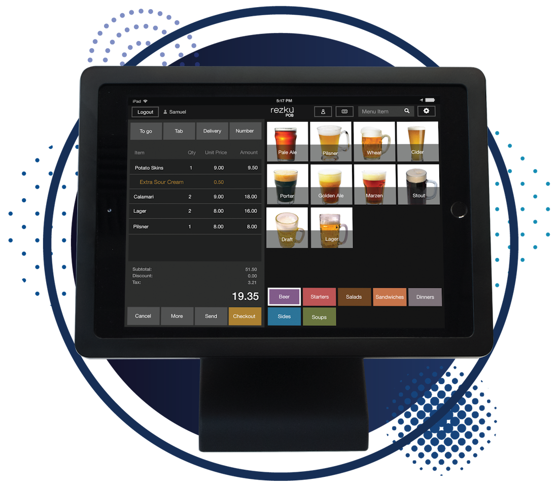 Brewery POS System
