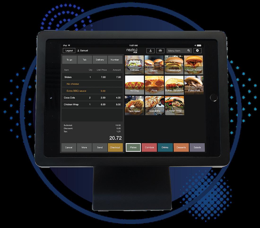 Diner POS System