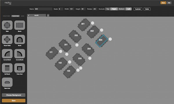 floor plan cloning example