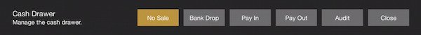 rezku pos cash drawer settings