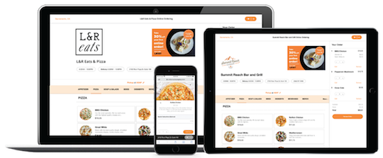 The most expansive online ordering system available