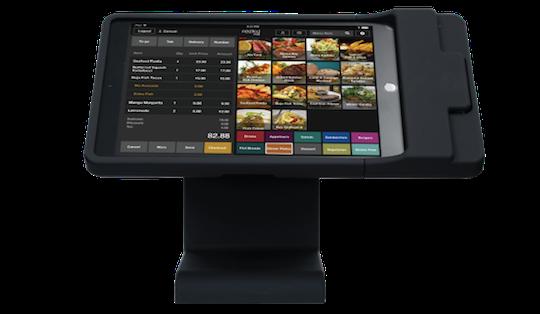 Restaurant POS Register