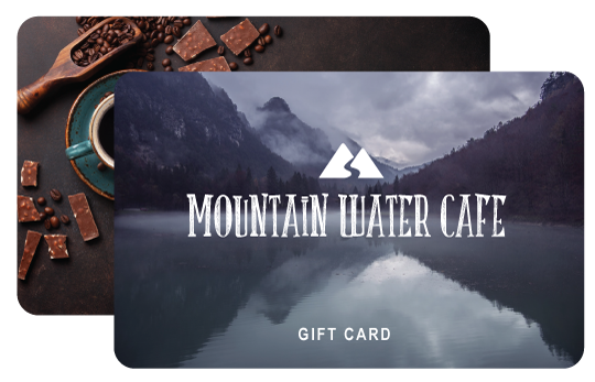 Reusable plastic gift cards