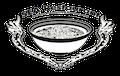 floating logo