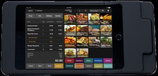 Order & Pay at Table
